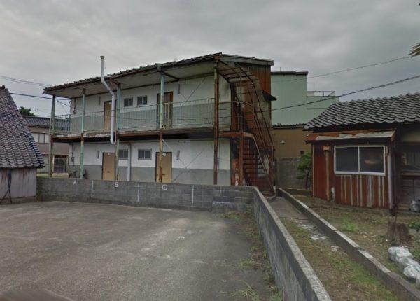 小矢部市泉町4-8土地