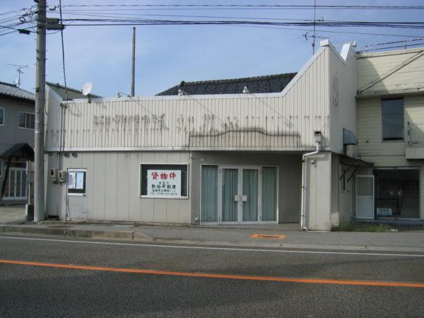 【貸倉庫】高岡市内免3丁目