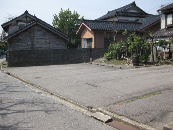 【月極駐車場】高岡市横田本町594 佐々木パーキング