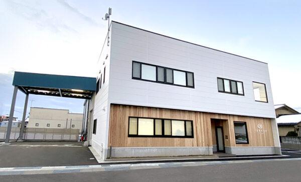 富山市シェアオフィス